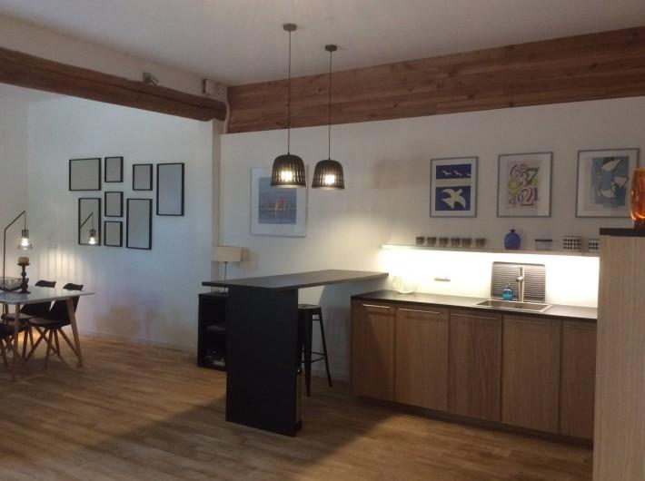 Location de vacances - Gîte à Mèze - Cuisine - Gîte 2
