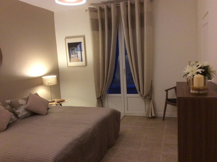 Location de vacances - Gîte à Mèze - Chambre 1 - Gîte 1