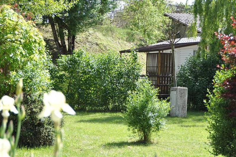 Location de vacances - Camping à Thoard