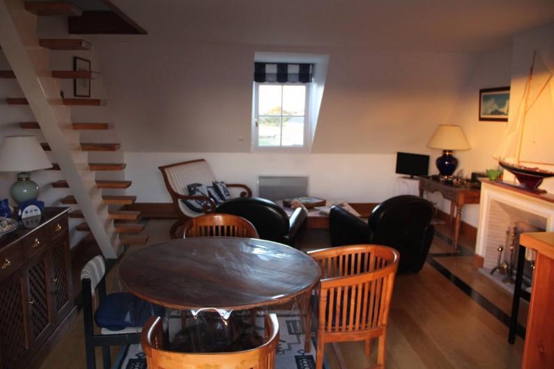 Location de vacances - Appartement à Barfleur - Séjour