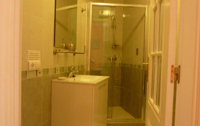 Location de vacances - Chalet à Calp - 2eme Salle de bain