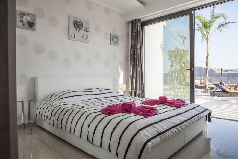 Location de vacances - Villa à Lindos - Chambre n° 2