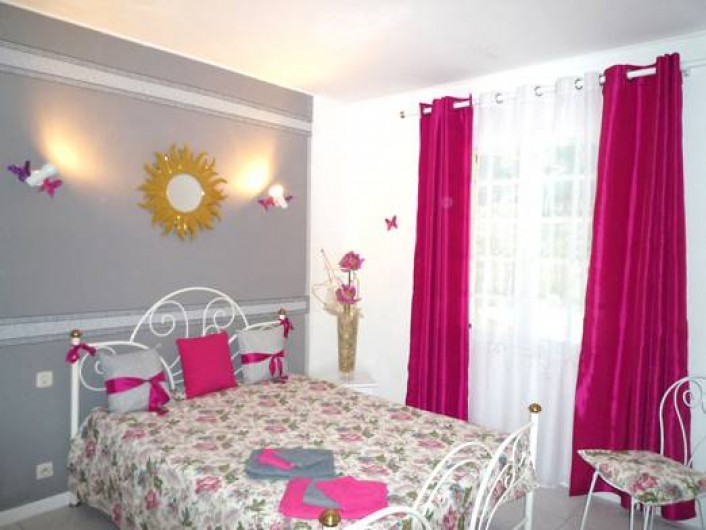 Location de vacances - Villa à Villevieille