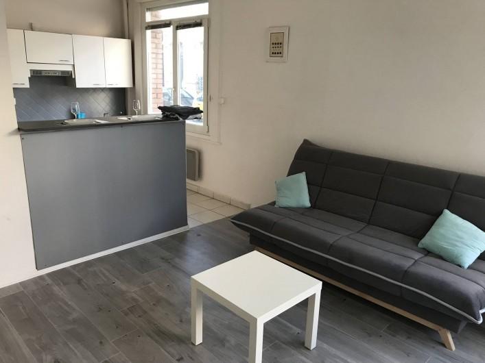 Location de vacances - Studio à Malo-les-Bains