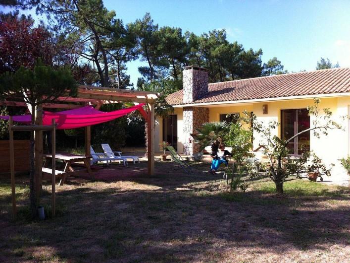 Location de vacances - Villa à Olonne-sur-Mer