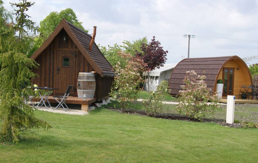 Location de vacances - Insolite à Saint-Maurice-de-Tavernole