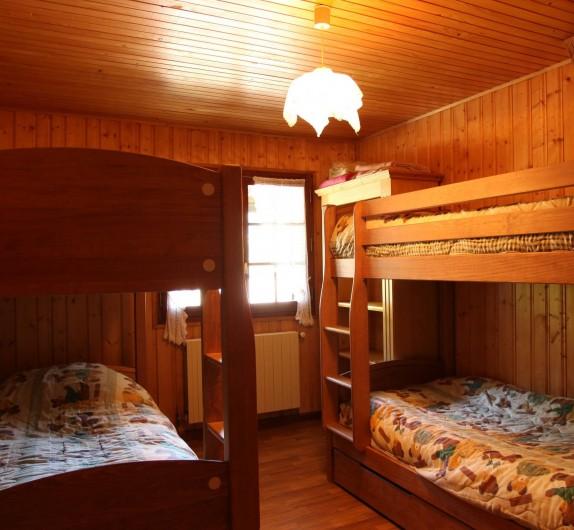 Location de vacances - Chalet à Les Houches - 2eme chambre