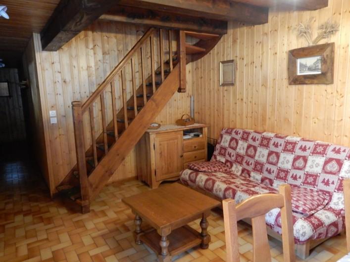 Location de vacances - Chalet à Les Houches - salle a manger suite