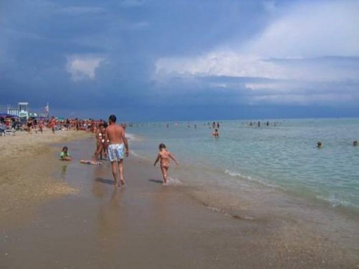 Location de vacances - Appartement à Alba Adriatica