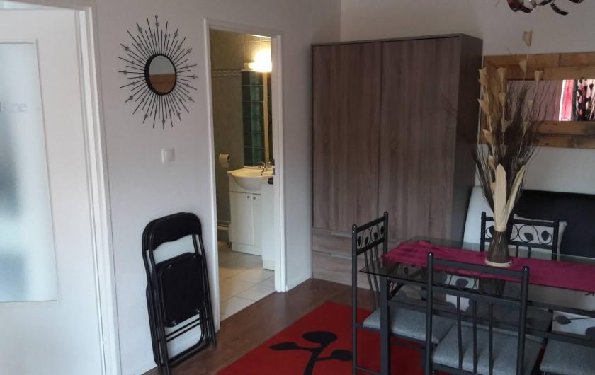 Location de vacances - Studio à Colmar