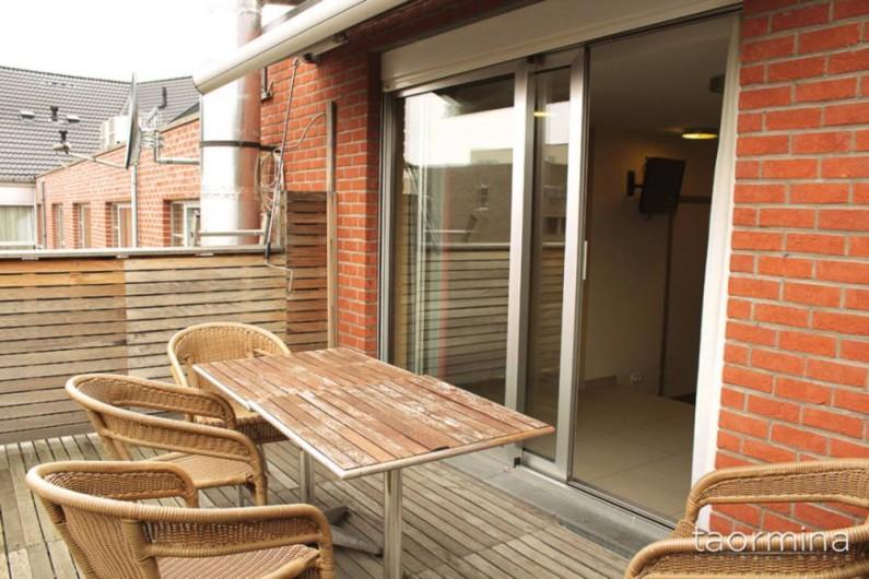 Location de vacances - Hôtel - Auberge à Zaventem - Manager Double Room Balcony