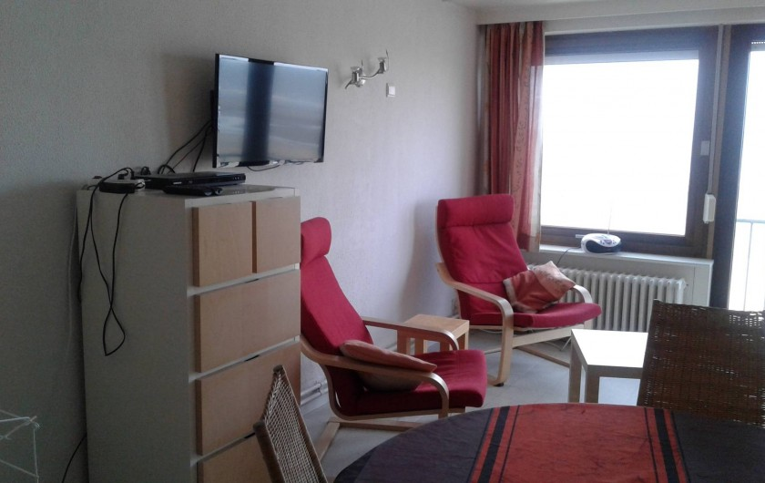 Location de vacances - Appartement à Koksijde - vue de la cuisine