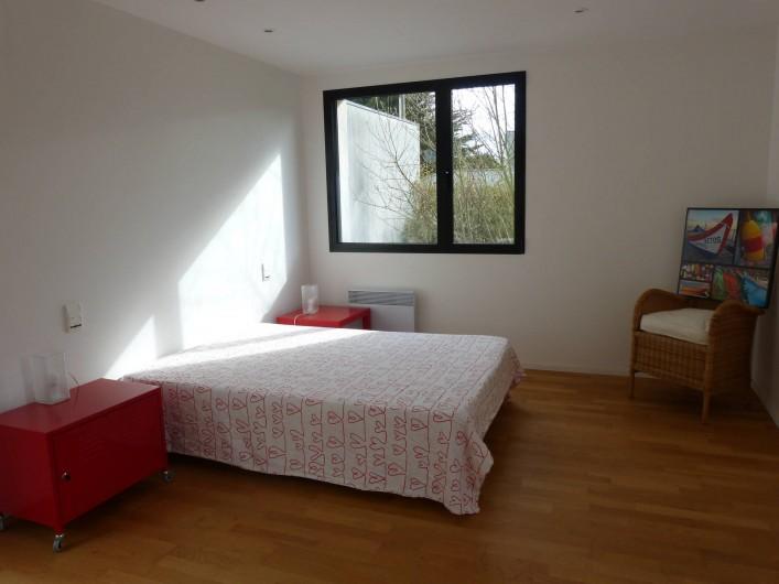 Location de vacances - Villa à Pléneuf-Val-André - Chambre 2
