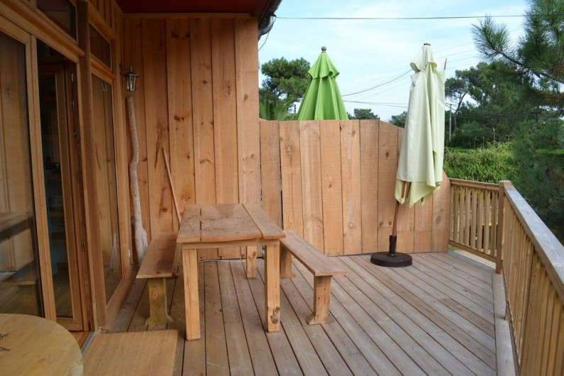 Location de vacances - Appartement à Lège-Cap-Ferret