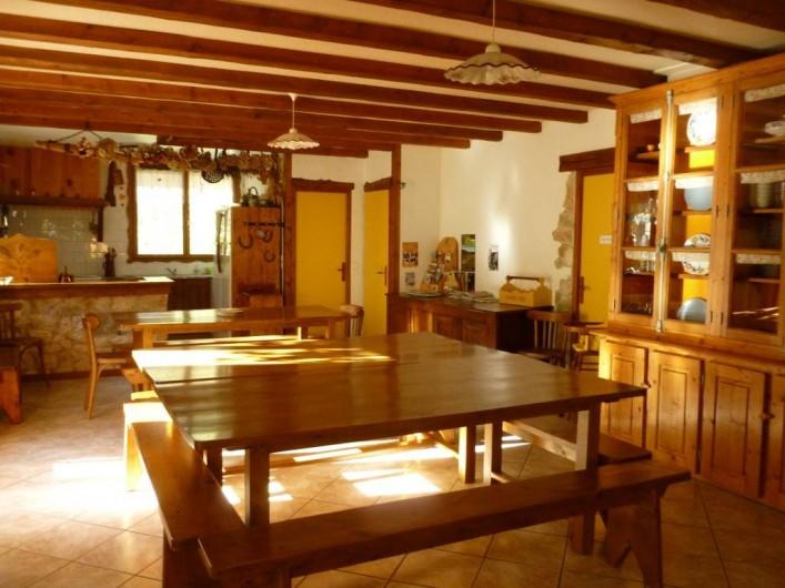 Location de vacances - Gîte à Saint-Agnan-en-Vercors - séjour