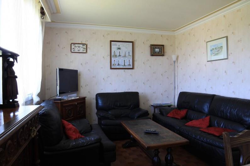 Location de vacances - Maison - Villa à Landéda - Séjour