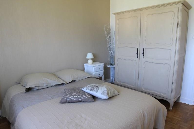 Location de vacances - Maison - Villa à Landéda - Chambre taupe