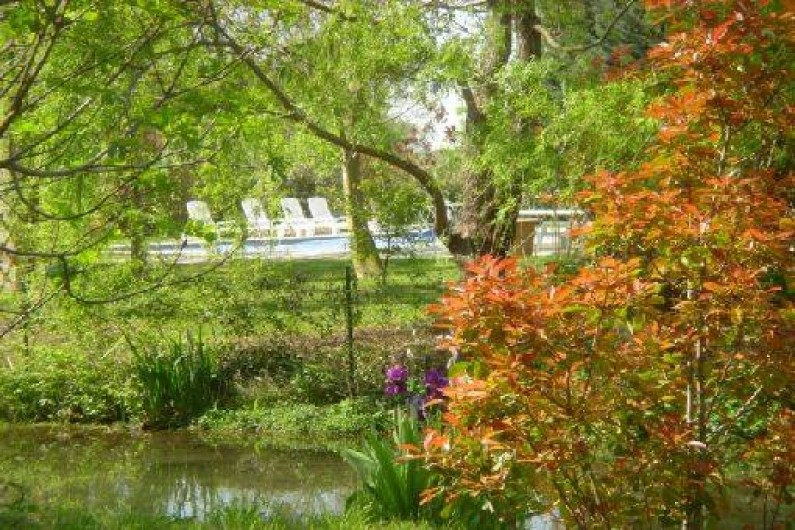 Location de vacances - Gîte à L'Isle-sur-la-Sorgue