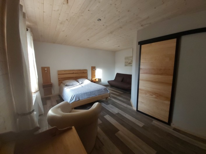 Location de vacances - Gîte à Laviron - Chambre