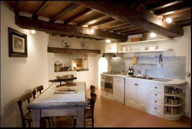 Location de vacances - Villa à San Donato In Collina - Valdarno
