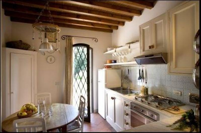 Location de vacances - Villa à San Donato In Collina - Capanno
