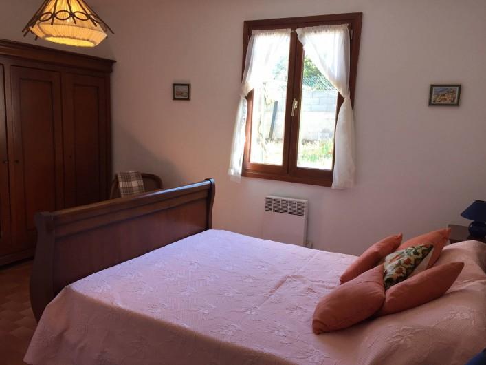 Location de vacances - Villa à Calvi - Chambre 1