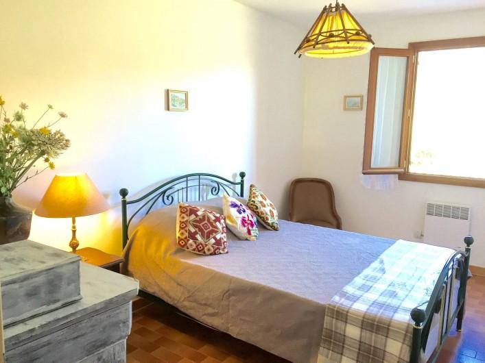 Location de vacances - Villa à Calvi - Chambre 2