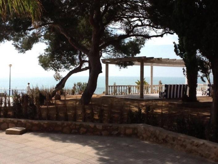 Location de vacances - Appartement à Torrevieja - Sur la digue de Punta Prima
