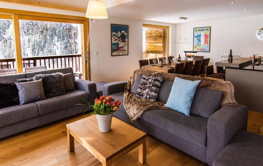 Location de vacances - Appartement à Grimentz - Rahas 01