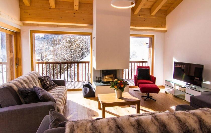 Location de vacances - Appartement à Grimentz - Rahâs 02
