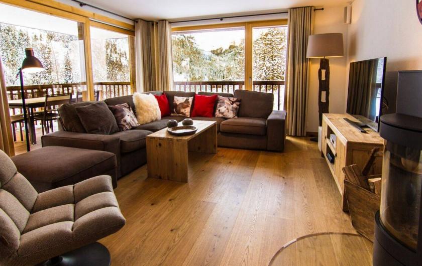 Location de vacances - Appartement à Grimentz - Rahas 06