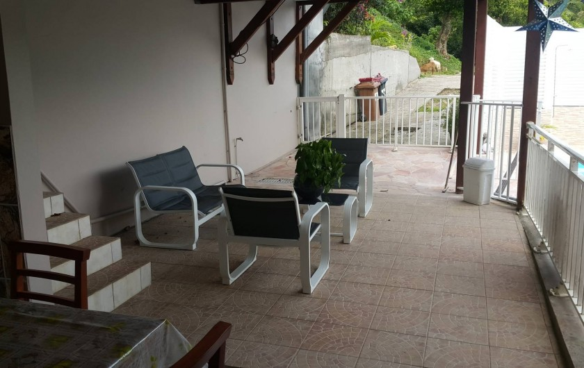 Location de vacances - Villa à Rivière-Pilote