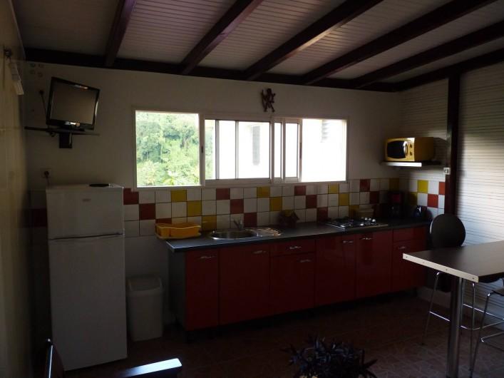 Location de vacances - Villa à Rivière-Pilote - t1