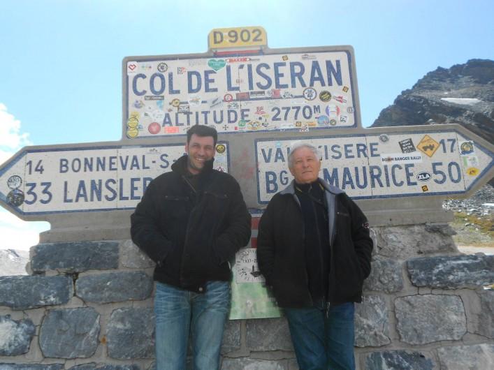 Location de vacances - Studio à Val-d'Isère - col de l'Iseran, le plus haut d'Europe