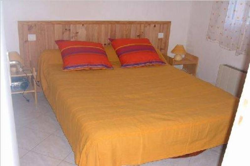 Location de vacances - Villa à Cargèse - chambre N° 1