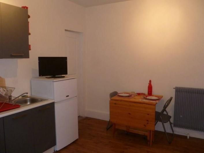 Location de vacances - Appartement à Le Villard