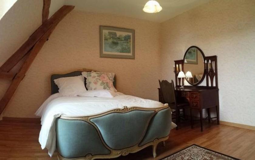 Location de vacances - Gîte à Villandry - Vue de la chambre 2