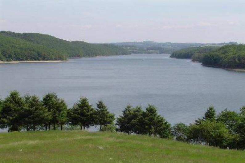 Location de vacances - Chalet à Saint-Gérons - Lac à 100 m