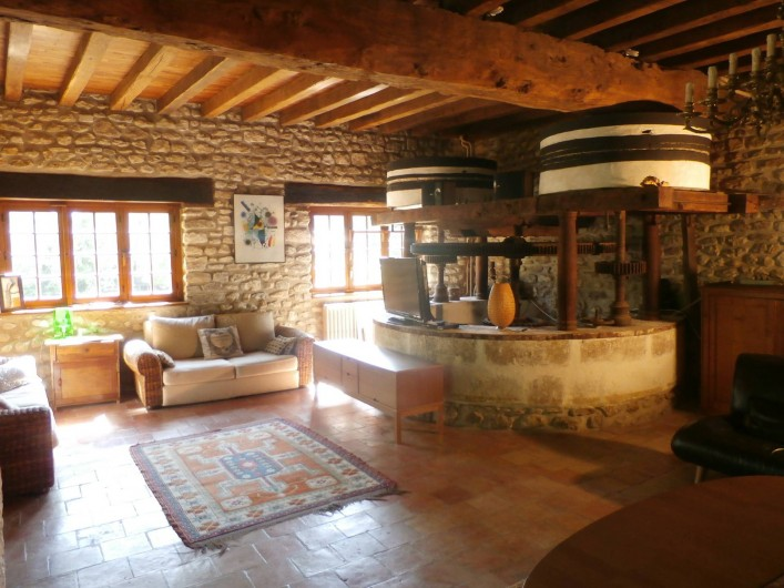 Location de vacances - Maison - Villa à Yvré-l'Évêque