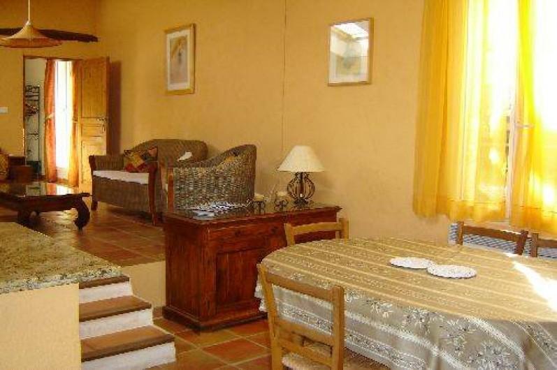 Location de vacances - Appartement à Forcalquier
