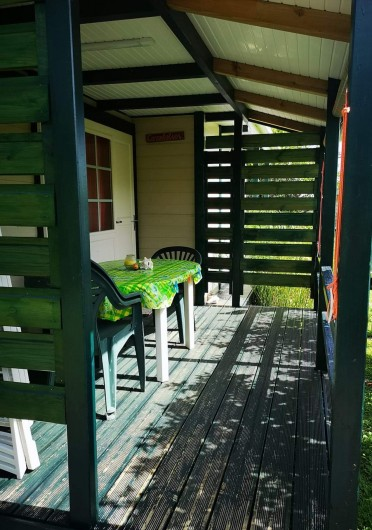 Location de vacances - Bungalow - Mobilhome à Goyave