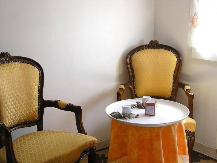 Location de vacances - Gîte à Vercoiran - Chambre 1