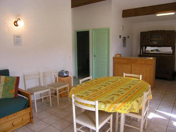 Location de vacances - Gîte à Vercoiran - Gîte L'Autanne
