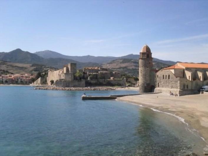 Maison de vacances pour 4 personnes de bon confort dans r sidence avec piscine argel s sur mer - Argeles office du tourisme ...