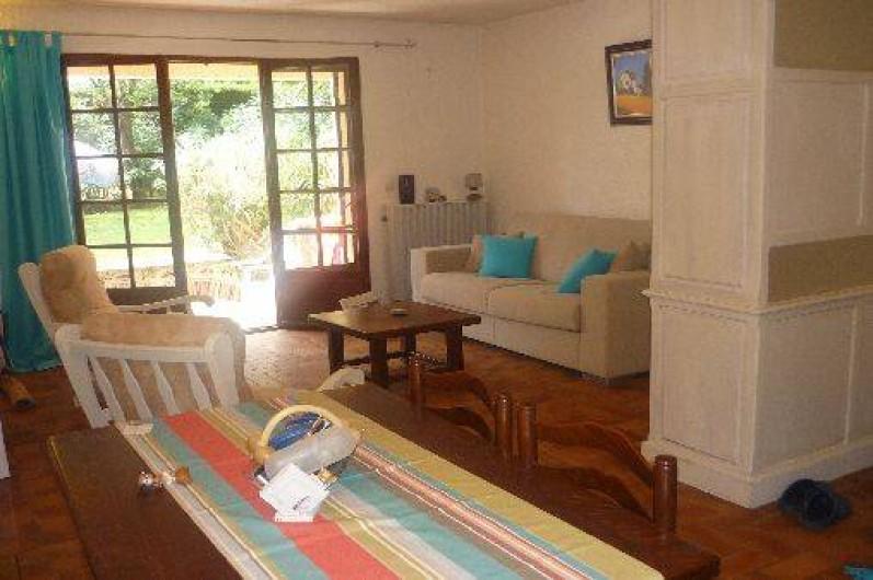Location de vacances - Studio à Saint-Raphaël - L'appartement