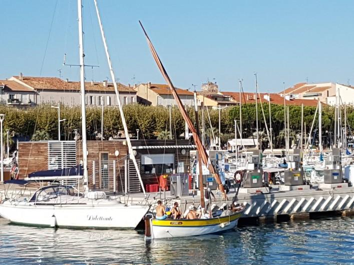 Location de vacances - Studio à Saint-Raphaël - Port st Raphael
