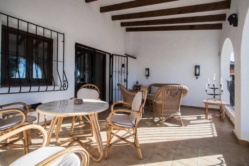 Location de vacances - Villa à Benissa