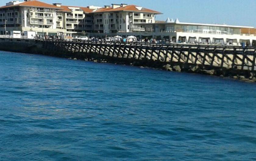Location de vacances - Appartement à Soorts-Hossegor - le casino