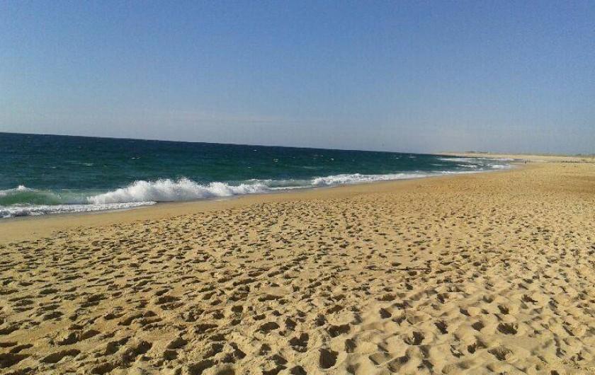 Location de vacances - Appartement à Soorts-Hossegor - l'océan
