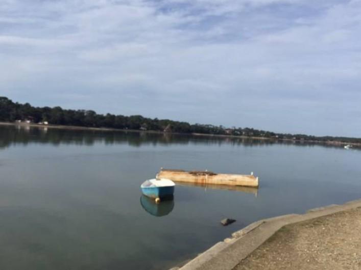 Location de vacances - Appartement à Soorts-Hossegor - le lac marin